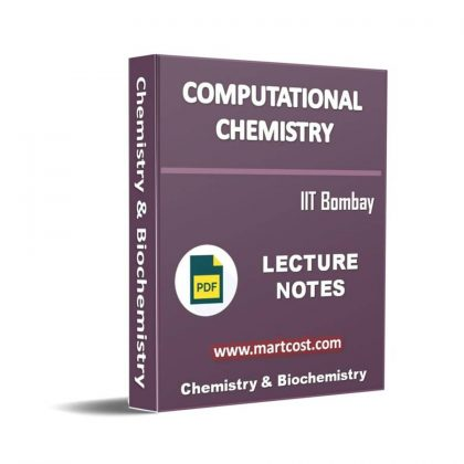 Computational Chemistry Lecture Note