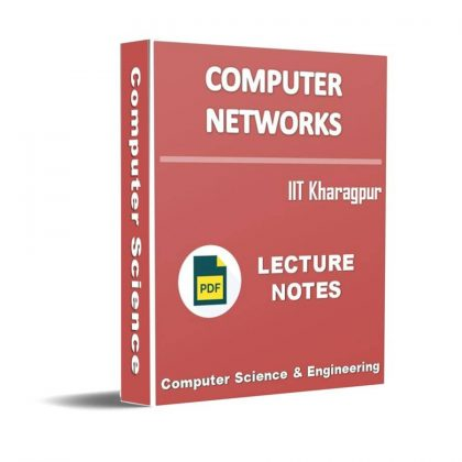 Computer Network Lecture Note