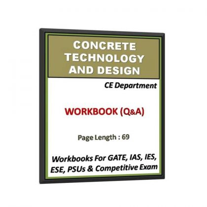 Concrete Technology and Design Workbook