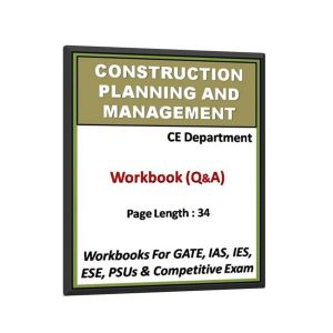 Construction Planning and Management 2