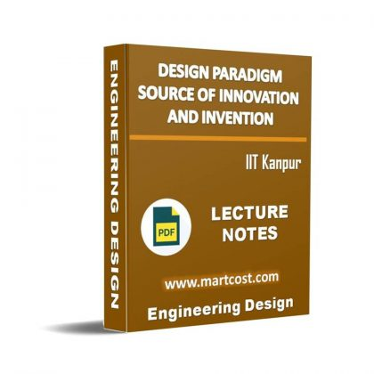 Design Paradigm Source Of Innovation and Invention Lecture Note
