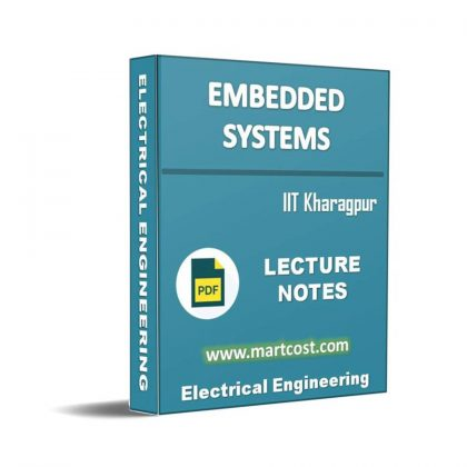 Embedded Systems Lecture Note