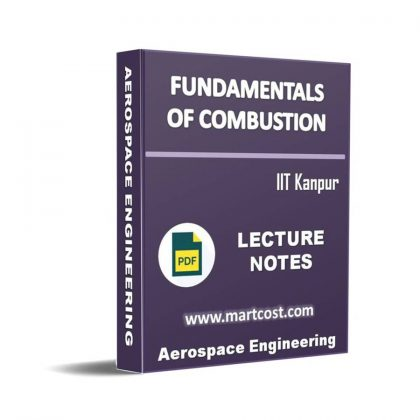 Fundamentals of Combustion Lecture Note