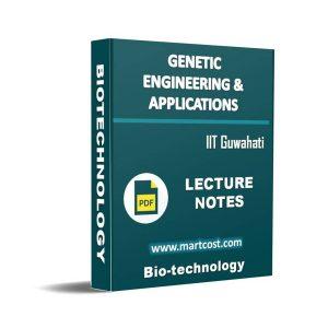 Genetic Engineering & Applications 1