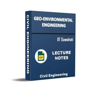 Geo-environmental Engineering