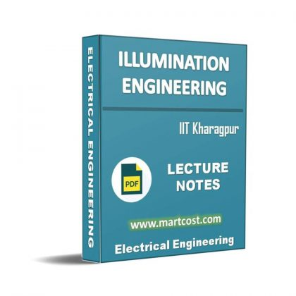Illumination Engineering Lecture Note