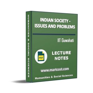 Indian Society - Issues and Problems