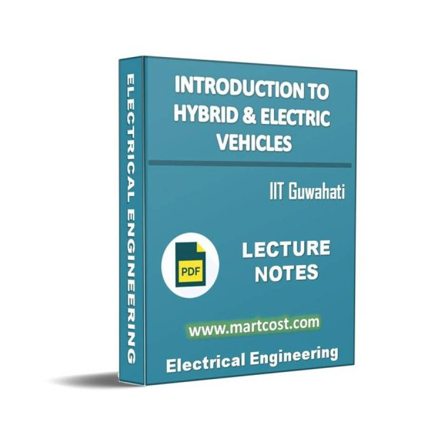 Introduction to Hybrid and Electric Vehicles 1