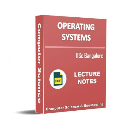 Operating Systems Lecture Note