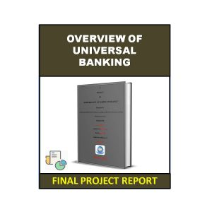 Overview of Universal Banking