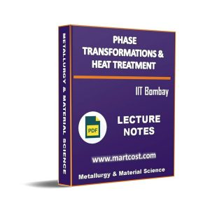 Phase Transformations and Heat Treatment