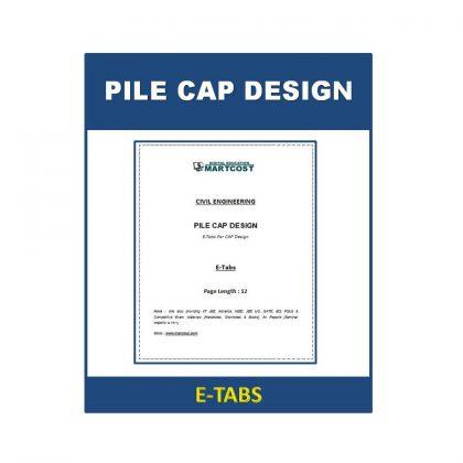 Pile CAP Design