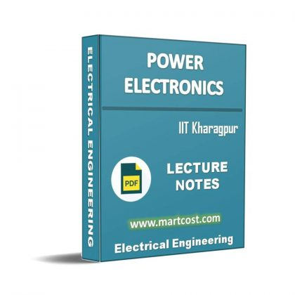 Power Electronics Lecture Note