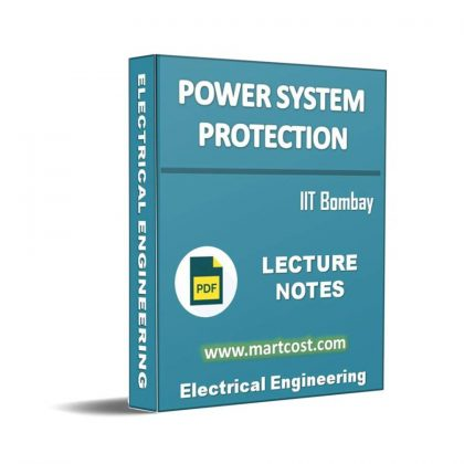 Power System Protection Lecture Note