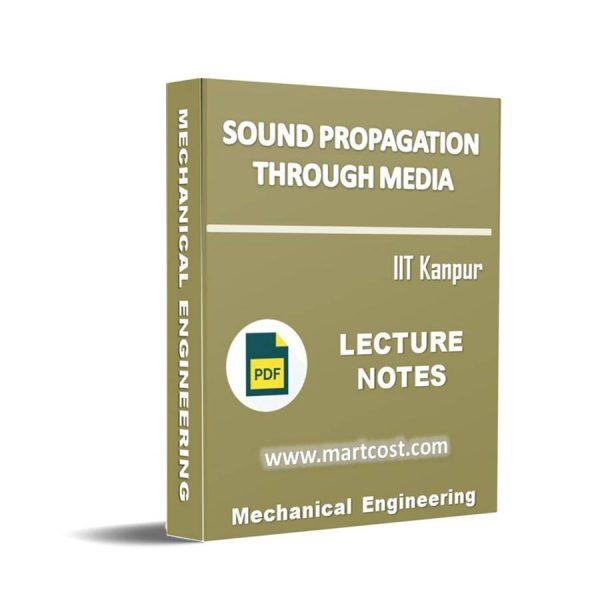 Sound Propagation Through Media