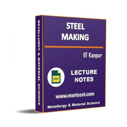 Steel Making Lecture Note