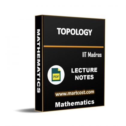 Topology Lecture Note