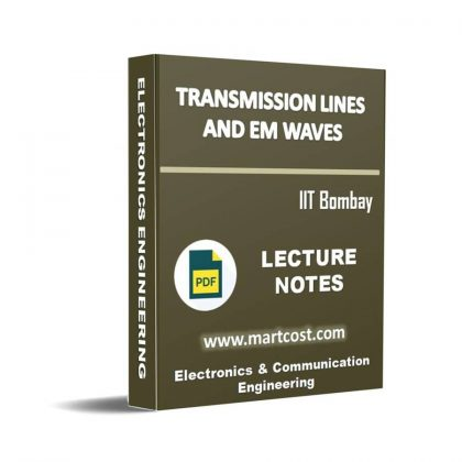 Transmission Lines and EM Waves Lecture Note