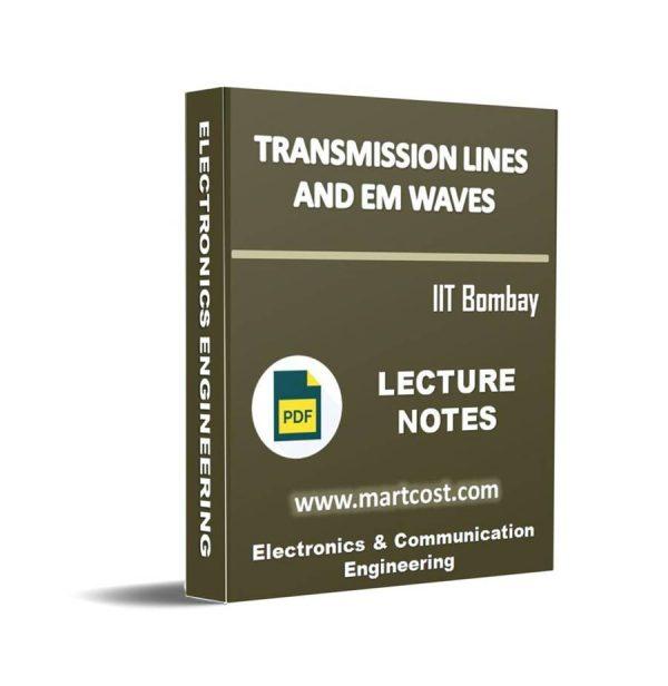 Transmission Lines and EM Waves