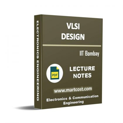 VLSI Design Lecture Note