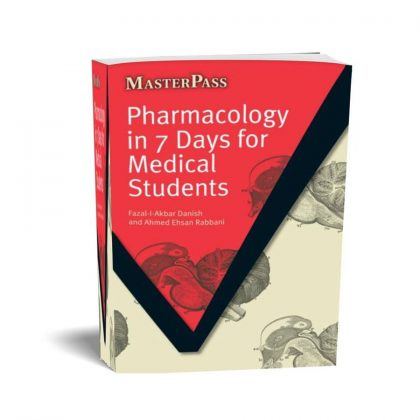 Pharmacology in 7 Days for Medical Students Book