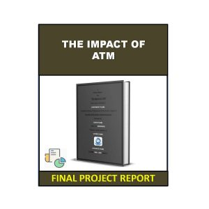 The impact of ATM