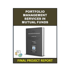 Portfolio Management Services in Mutual Funds 4
