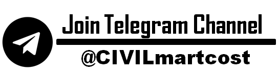 Join Telegram for Latest Update and Informative Products of Civil Engineering