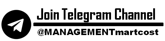 Join Telegram for Latest Update and Informative Products of Management Departments