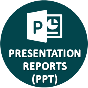 (PPT) Presentation Reports Categories